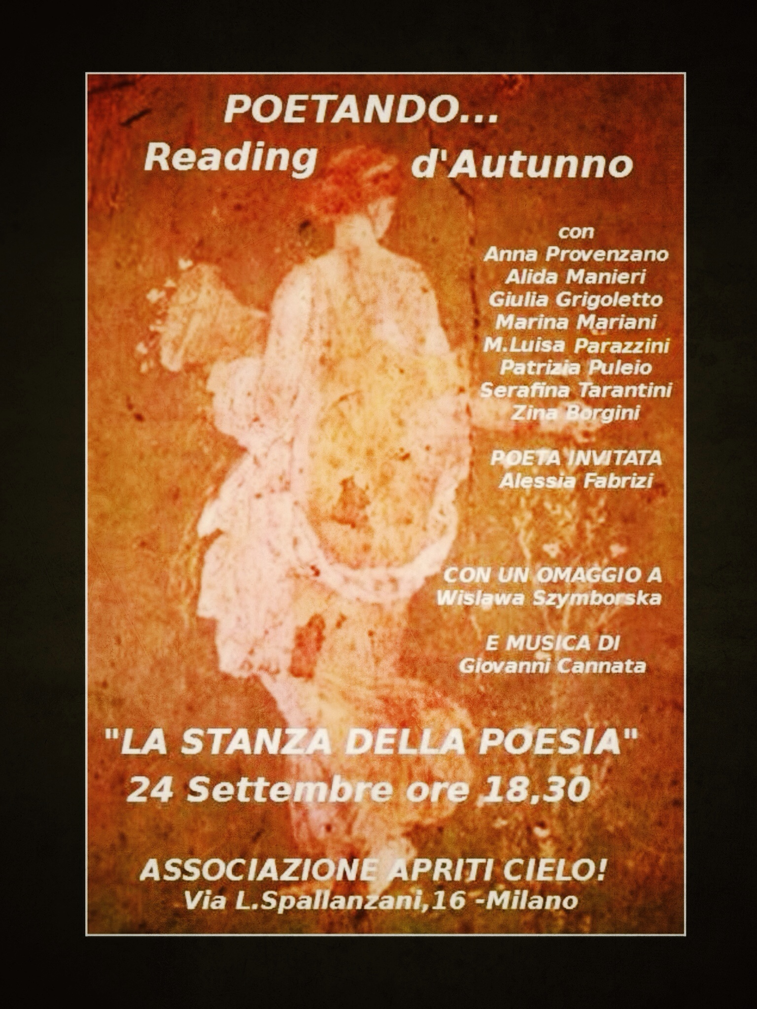 Poetando…Reading d'Autunno