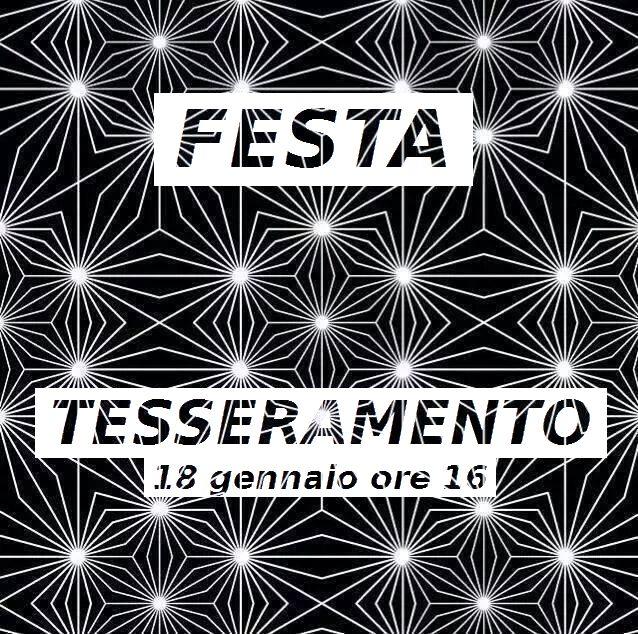 Festa Tesseramento 2015