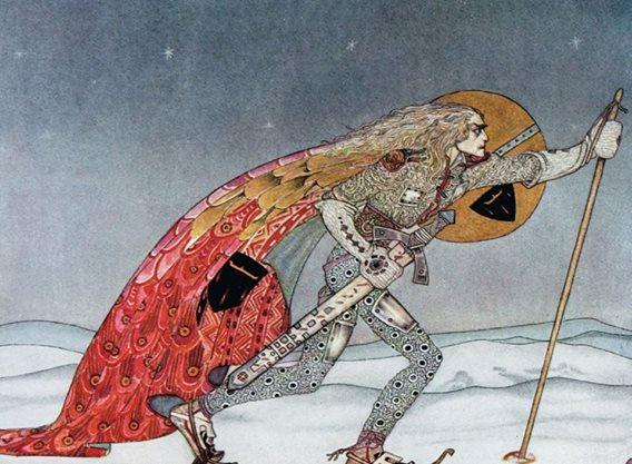 Lettura Interpretata di Ragnarök. La fine degli Dei