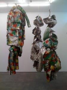 Marisa Merz, Living Sculpture, 1966