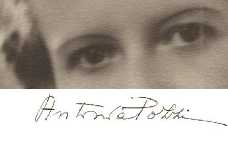 Voce di donna: ANTONIA POZZI