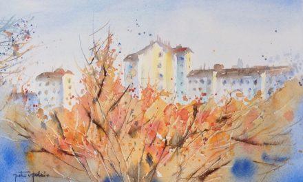 Mostra di acquerelli  e fotografie