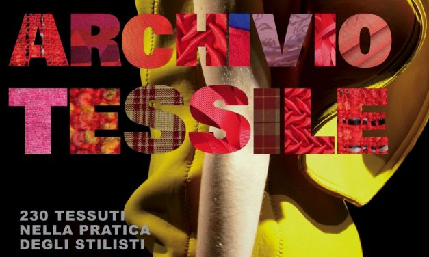 Presentazione del libro Archivio tessile, 230 tessuti nella pratica degli stilisti