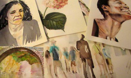 Mostra Allievi Corso acquerello