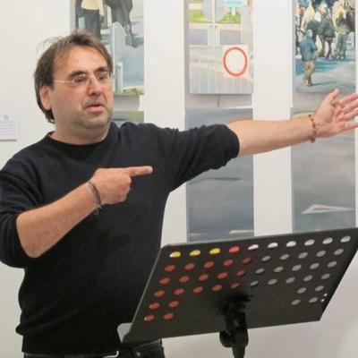 Incontro con il poeta Alberto Mori