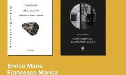 Presentazione due libri